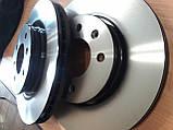 Тормозные диски Hyundai Accent (MC, 2005-10) / Solaris (RB, 2011-) передние, фото 5