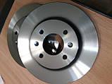 Тормозные диски Hyundai Accent (MC, 2005-10) / Solaris (RB, 2011-) передние, фото 6