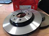 Тормозные диски Hyundai Accent (MC, 2005-10) / Solaris (RB, 2011-) передние, фото 7
