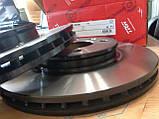 Тормозные диски Hyundai Accent (MC, 2005-10) / Solaris (RB, 2011-) передние, фото 9