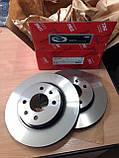 Тормозные диски Hyundai Accent (MC, 2005-10) / Solaris (RB, 2011-) передние, фото 10