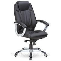 Кресло Неон HB кожзам черный (J-9024 PU Black).
