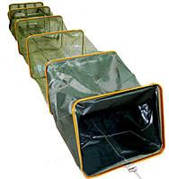 Садок прорезиненный квадратный 2.50м x30x40см. , фото 1