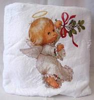 Покривальце для хрестин, Крижма мікрофібра, фото 1