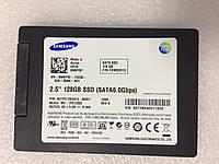 "SSD 2.5"" SATA 128Gb Samsung в составе ноутбука б/у"