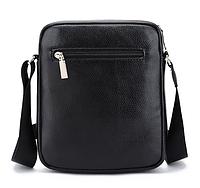 Мужская кожаная сумка. Модель 61253, фото 2