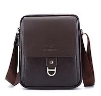 Мужская кожаная сумка. Модель 61253, фото 4