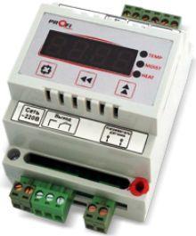 Терморегулятор для систем антизледеніння дахів, ProfiTherm К-2 (Україна), гарантія 2 роки.