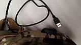 Сумка через плече c USB, фото 7