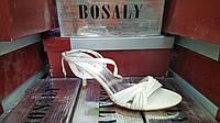 Босоножки женские на каблуке Bosaly