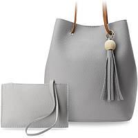 Женская сумочка + косметичка Style 2017