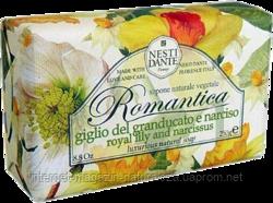 Мыло Nesti Dante Королевская Лилия и Нарцисс, фото 2