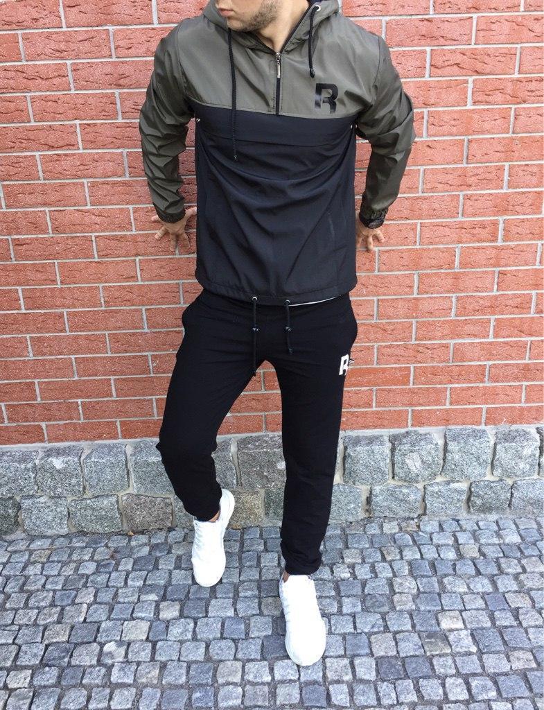 Мужская ветровка, куртка, анорак Reebok