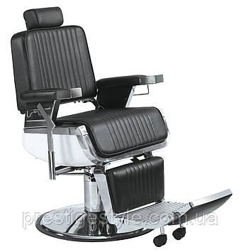 Кресло мужское парикмахерское Barber Элегант люкс