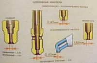 Жиклер воздушный 2101 ВЭБР 150