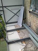 Монтаж, демонтаж металлоконструкций на высоте (на фасаде, крыше).