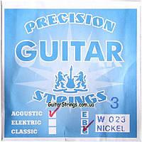 Струна Solid NW023 0.23 для гитары G (акустика)