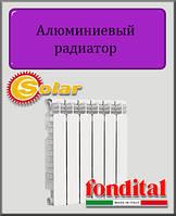 Алюминиевый радиатор Fondital Solar S5 500х100