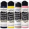 Грифельная краска Cadence 120мл для рисования мелом, фото 3