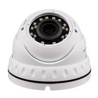 IP видеокамера антивандальная купольная на 3 MP Green Vision GV-060-IP-E-DOS30V-30