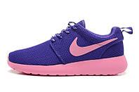 Кроссовки женские беговые Nike Roshe Run (найк роше ран)