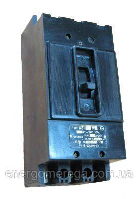 Автоматический выключатель А 3163 15А-30А