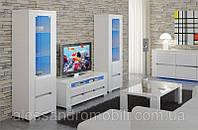 Мебель для гостиной Elegance Dimond White, Status, Италия.