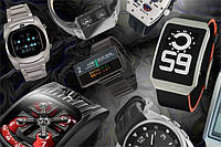 Как подобрать наручные часы? Виды и типы.