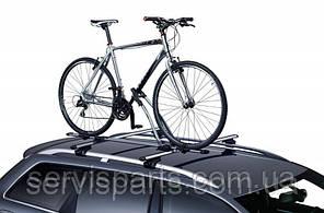 Крепление велосипеда на крышу авто Menabo Asso, фото 2