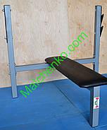 Скамья для жима лежа «Мин. комплект» (Проф серия, для зала), фото 4