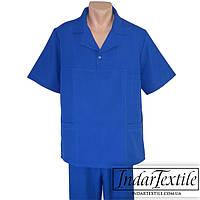 Куртка медицинская мужская, габардин