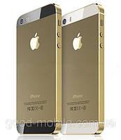 """Точная копия iphone 5, Wifi, Метал, 1 sim, Gold, Black, White, емкостной дисплей 4""""! Мобильный телефон!"""