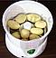 Картопле чистка TURBO  + сушарка для овочів, фото 2