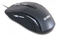 Мышь SVEN RX-800MRL USB Black