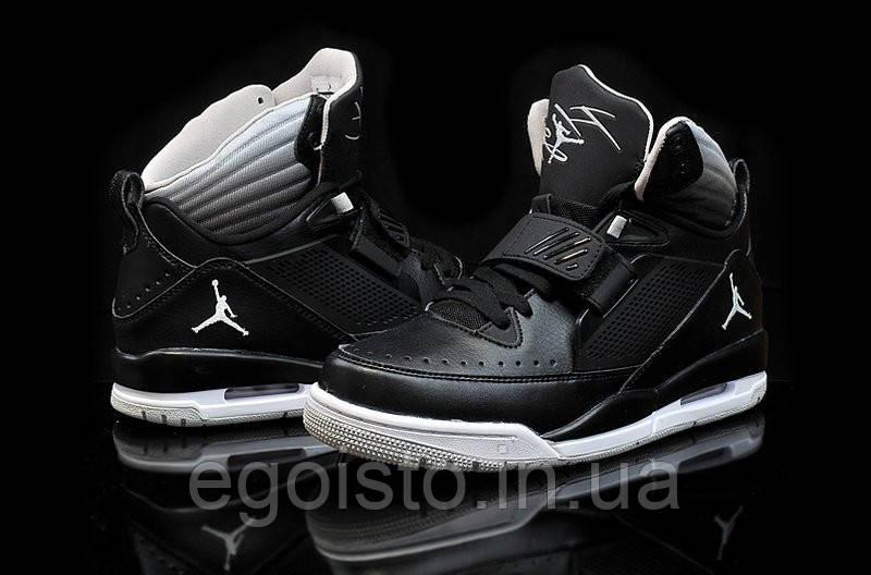 cfebd984d2e712 Мужские баскетбольные кроссовки Nike Air Jordan Flight 97 (найк аир  джордан) черные - Интернет