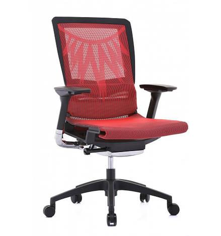 Эргономичное Кресло comfort seating Poise красное