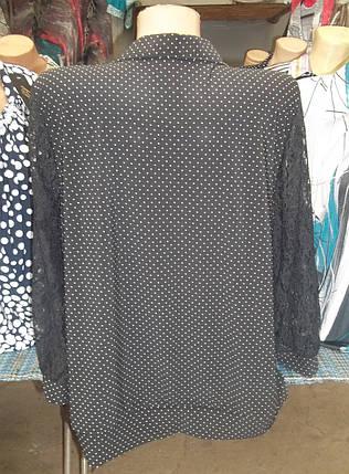 """Женская   блуза большого размера  """"Мария """", фото 2"""