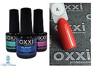 Гель лак OXXI Professional №4