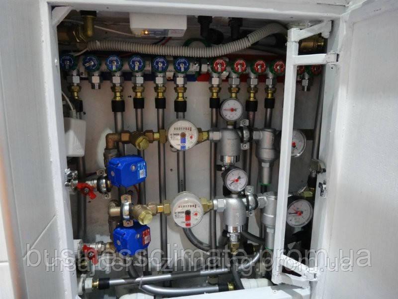Монтаж современных систем отопления. Киев и Киевская область - фото 4