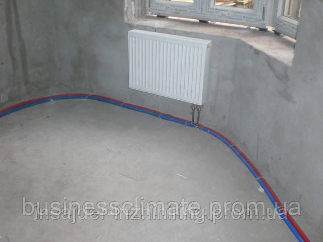 Монтаж современных систем отопления. Киев и Киевская область - фото 6