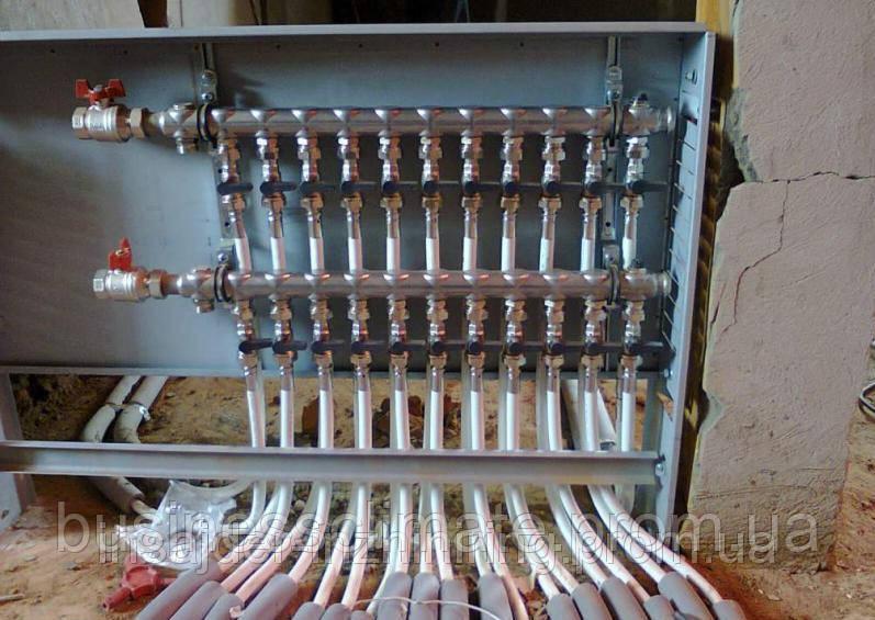 Монтаж современных систем отопления. Киев и Киевская область - фото 7