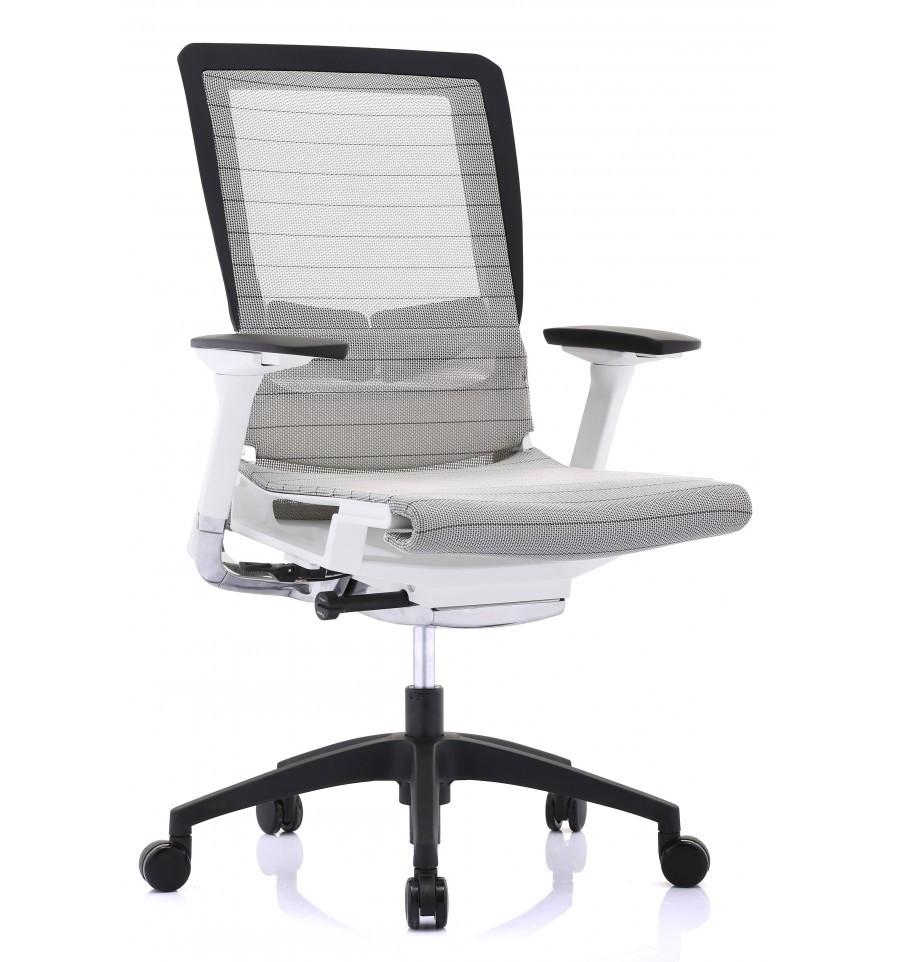 Эргономичное Кресло comfort seating Poise (ps-aw-lam) серое