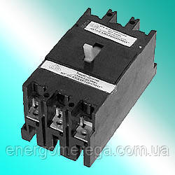 Автоматический выключатель  АЕ 2066 160А
