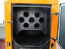 Котел длительного горения Донтерм ДТМ 10 кВт Турбо , фото 3