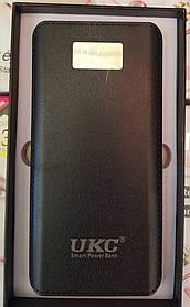 Power Bank UKC 50000mAh c дисплеем (4 USB)