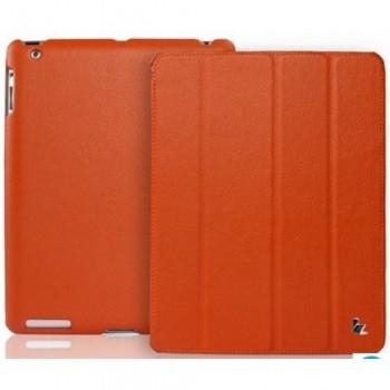 """Чехол для планшета Jisoncase Smart Leather Case, цвет Orange (JS-ID-007A) - Интернет-магазин """"KATRAN"""" в Виннице"""