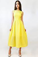 Платье женское летнее легкое коктейльное