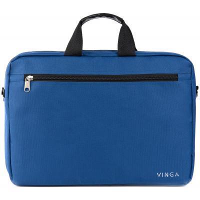 """Сумка для ноутбука Vinga 15.6"""" NB110BL blue (NB110BL) 3"""