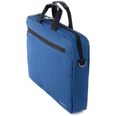 """Сумка для ноутбука Vinga 15.6"""" NB110BL blue (NB110BL) 7"""