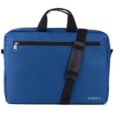 """Сумка для ноутбука Vinga 15.6"""" NB110BL blue (NB110BL) 8"""